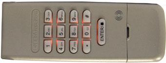 Liftmaster 377LM Wireless Keypad for Garage Door Opener